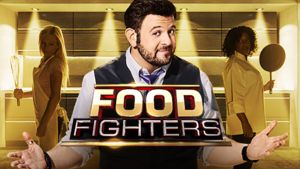 Food Fighters Renewed For Season 2 By NBC!