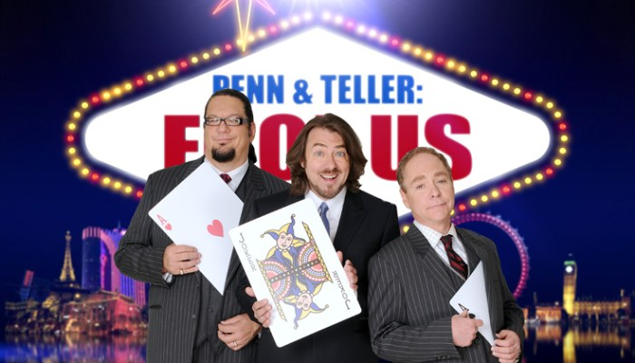Penn & Teller: Fool Us Cancelled Or Renewed For Season 3?