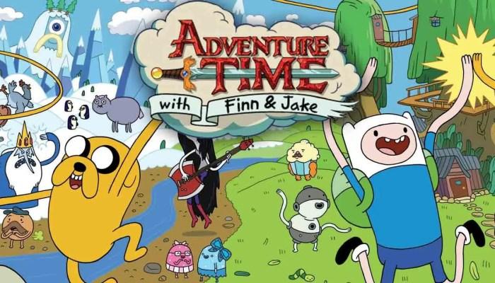 adventure time renewed