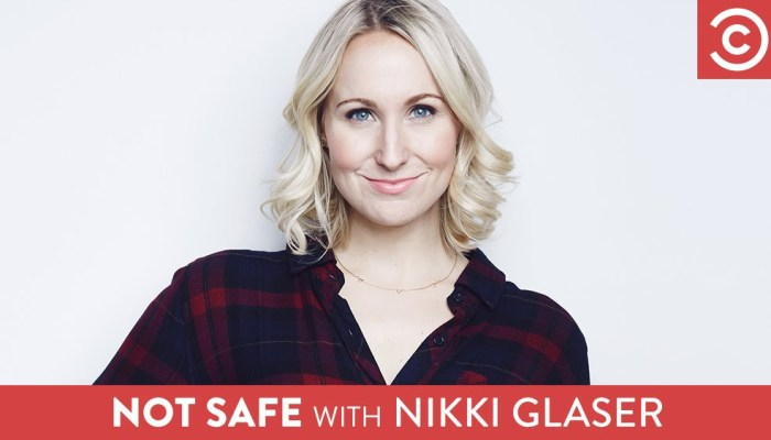 not safe with nikki glaser cancelled renewed