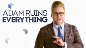 Adam Ruins Everything, Hack My Life Renewed For Season 4! Laff Mobb Extended