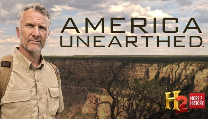 America Unearthed Revived
