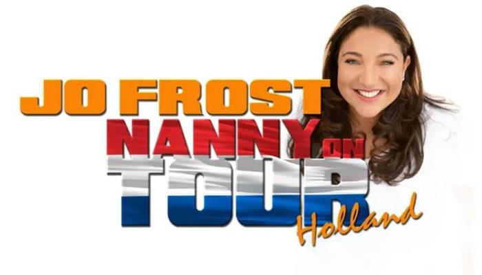 Jo Frost: Nanny On Tour renewed