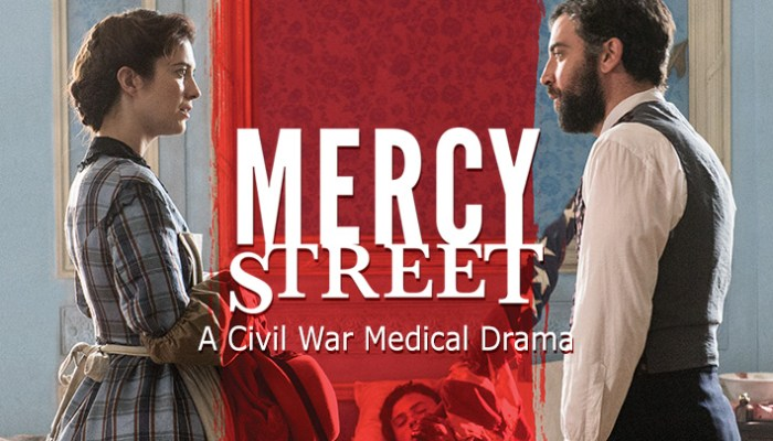 mercy street cancelled or renewed status