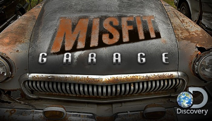 Misfit Garage cancelled or renewed