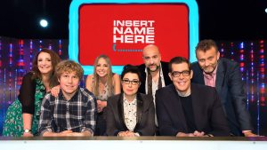 Insert Name Here Renewed For Series 2 By BBC Two!