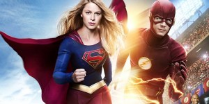 supergirl season 2 flash crossover?