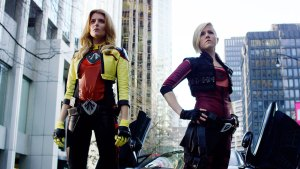 Electra Woman and Dyna Girl reboot fullscreen