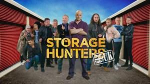 Celebrity Storage Hunters