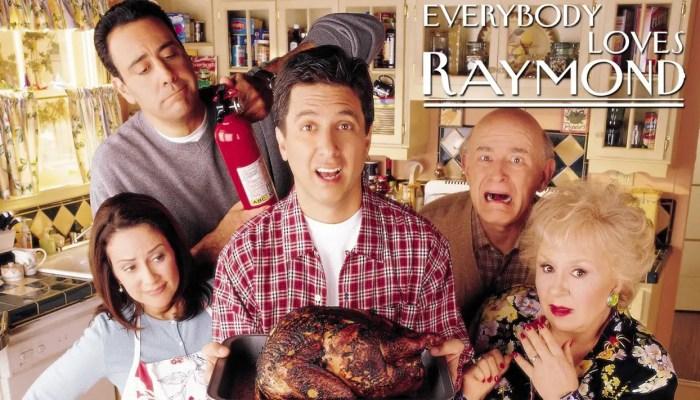 Everybody Loves Raymond spinoff?