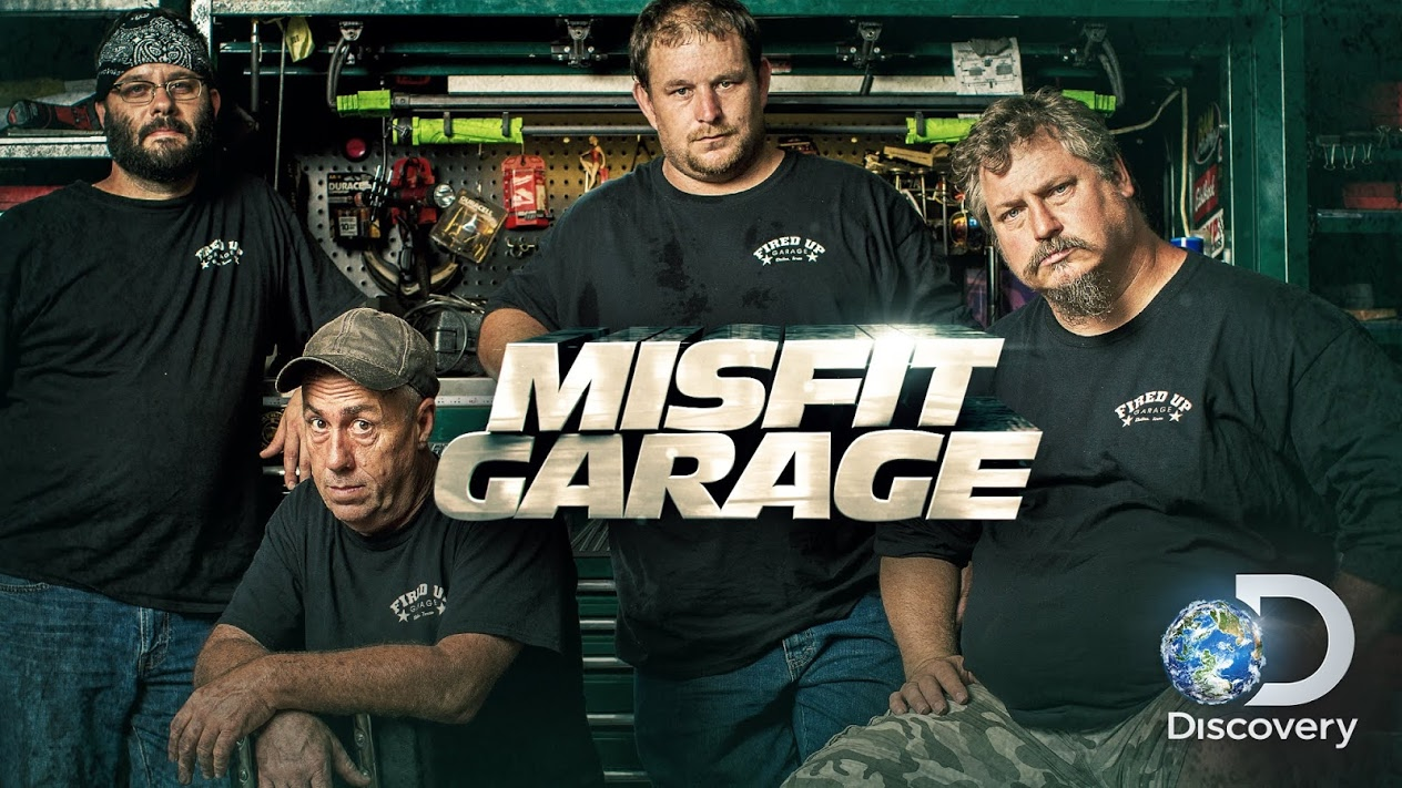 1761412472658 Misfit Garage Renewed For Season 5 By Discovery!