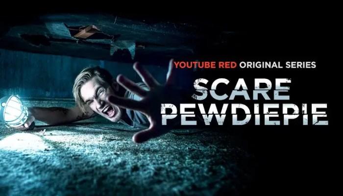Scare PewDiePie renewed season 2