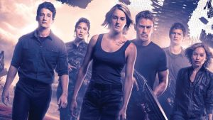 Divergent tv movie spinoff