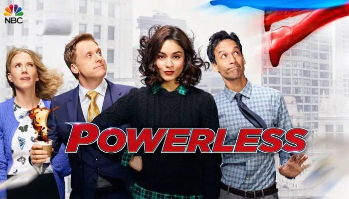 Powerless Cancelled Or Season 2 Renewal? Official Status Status