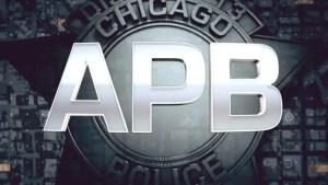 APB Cancelled By FOX – No Season 2
