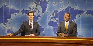 Saturday Night Live's Weekend Update Spinoff Coming?