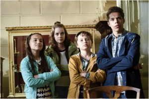 Hunter Street Renewed For Season 2 By Nickelodeon!