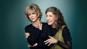 "Grace and Frankie Season 5 & Beyond Wanted – No End Date For Netflix Comedy<span class=""rating-result after_title mr-filter rating-result-71322"" >			<span class=""no-rating-results-text"">No ratings yet!</span>		</span>"
