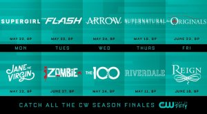 "The CW Sets Season/Series Finale Dates For Cancelled/Renewed TV Shows<span class=""rating-result after_title mr-filter rating-result-73398"" >			<span class=""no-rating-results-text"">No ratings yet!</span>		</span>"