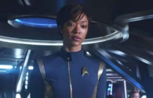 Star Trek: Discovery CBS All Access