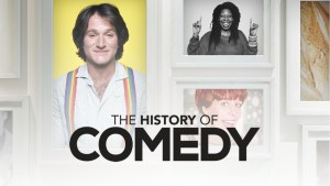 The History of Comedy Season 2 Renewal CNN Release