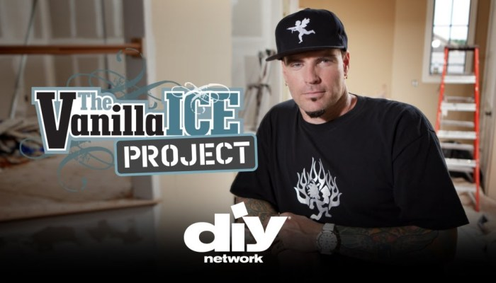 The Vanilla Ice Project Renewed