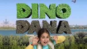 Dino Dana Renewed For Season 2 By Amazon Prime!
