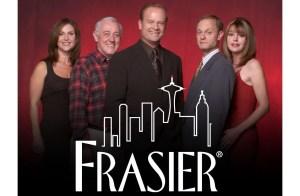 Frasier Rebooting With Kelsey Grammer & CBS Studios