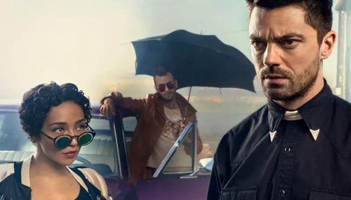Preacher Season 3 Renewed AMC