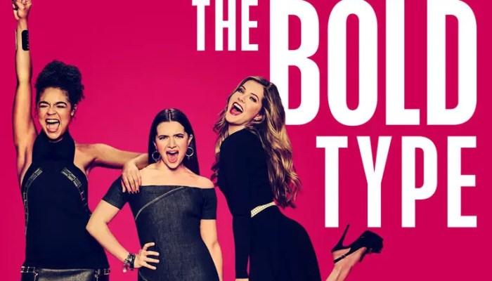 The Bold Type Season 2
