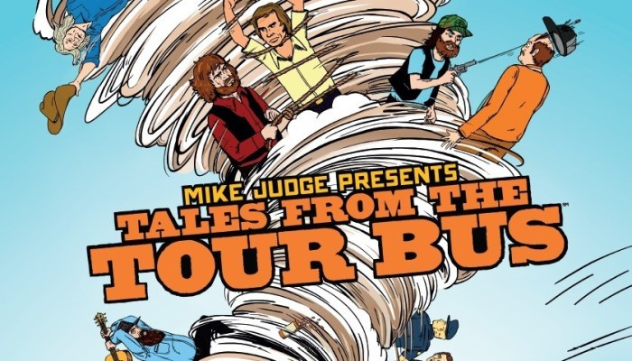 Mike Judge Presents: Tales From The Tour Bus Cancelled or Season 2? Cinemax Status