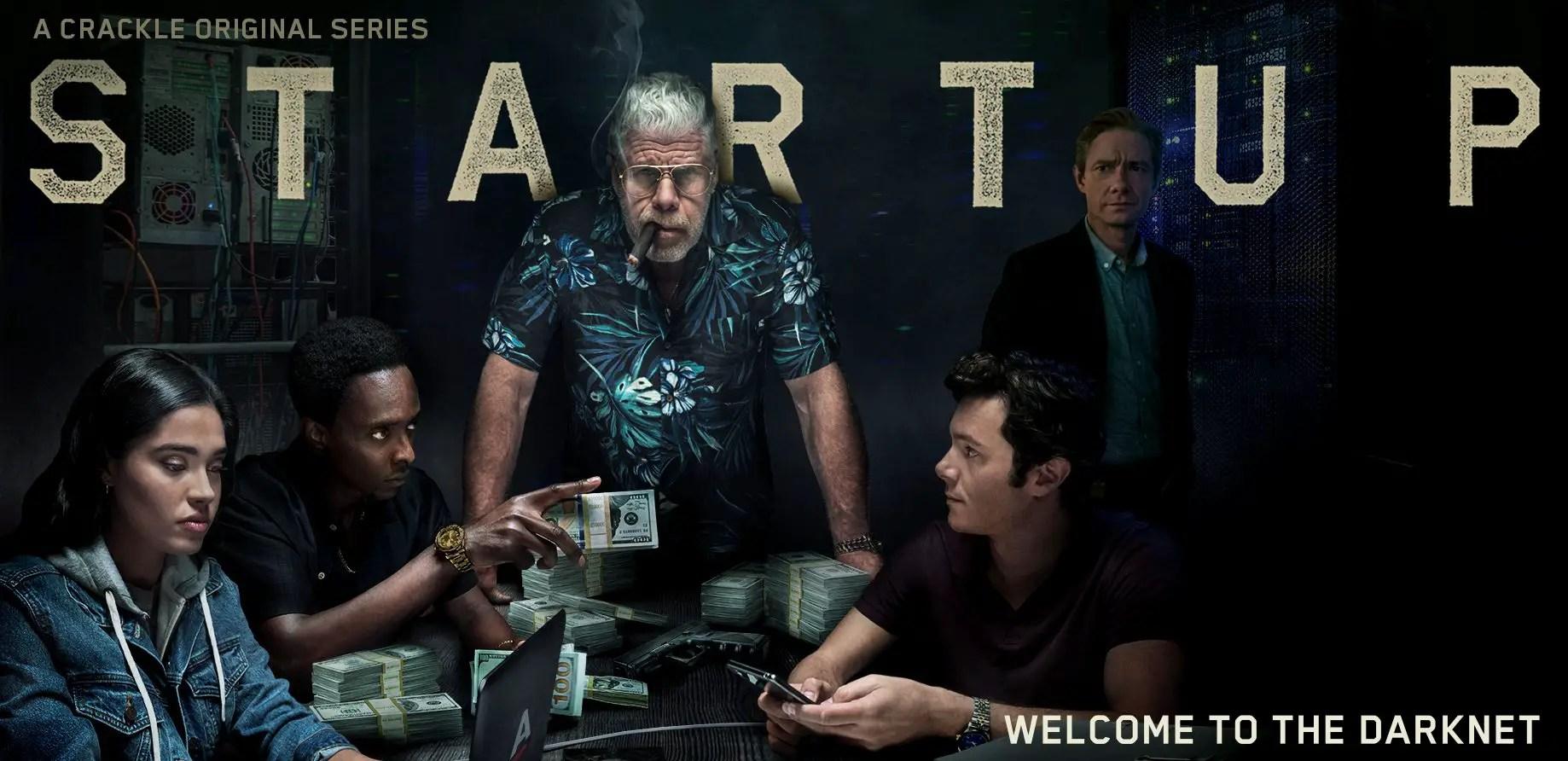 StartUp Season 3 Production Begins - Season 4 Next For Crackle TV