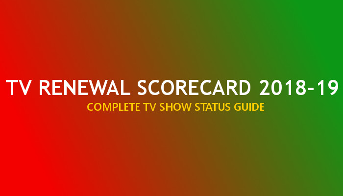 TV Renews Scorecard 2019-20
