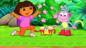 Dora the Explorer Season 9 Movie