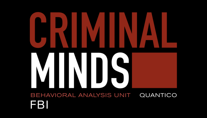 Criminal Minds TV Series