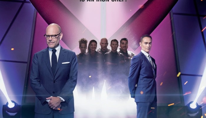 Iron Chef Showdown Renewed