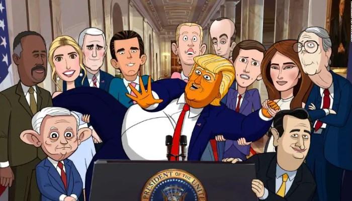 Our Cartoon President Season 2: Showtime Renewal, Cancelation Status. Release Date