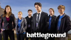Battleground Season 2 Hulu TV Show Podcast Revival