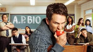 "A.P. Bio Season 2 On NBC: Cancelled or Renewed Status, Premiere Date<span class=""rating-result after_title mr-filter rating-result-90694"" >			<span class=""no-rating-results-text"">No ratings yet!</span>		</span>"