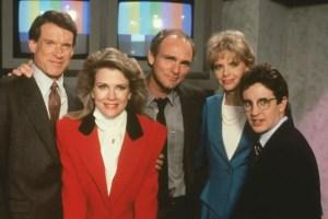 Murphy Brown CBS Reboot