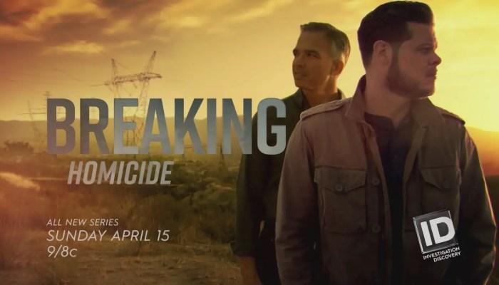 Breaking Homicide TV Series