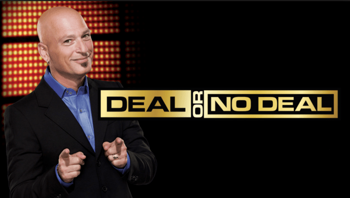 Deal or No Deal CNBC Revival