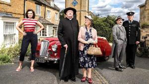Father Brown Renewed For Season 7 By BBC One Daytime!
