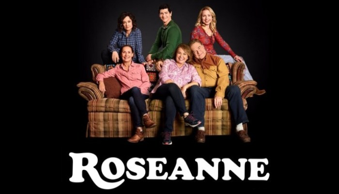 Roseanne Revival Spinoff