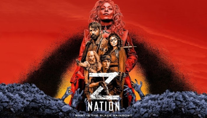 Black Summer on Netflix: Z Nation Spinoff Series