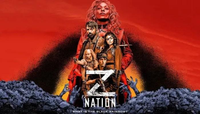 Black Summer on Netflix: Z Nation Spinoff Series