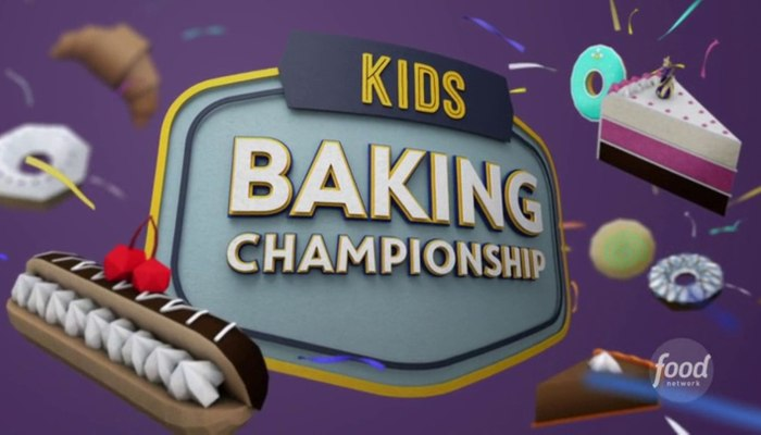 Food Network Renews Kids Baking Championship And Orders Family Food