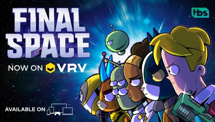 Final Space Sneak Peak Episode 8