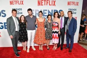 Friends From COllege season 2 premiere date