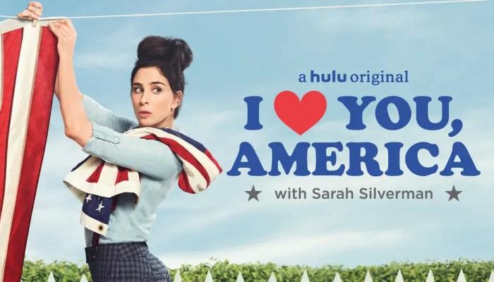 Hulu Cancels I Love you Aemirca